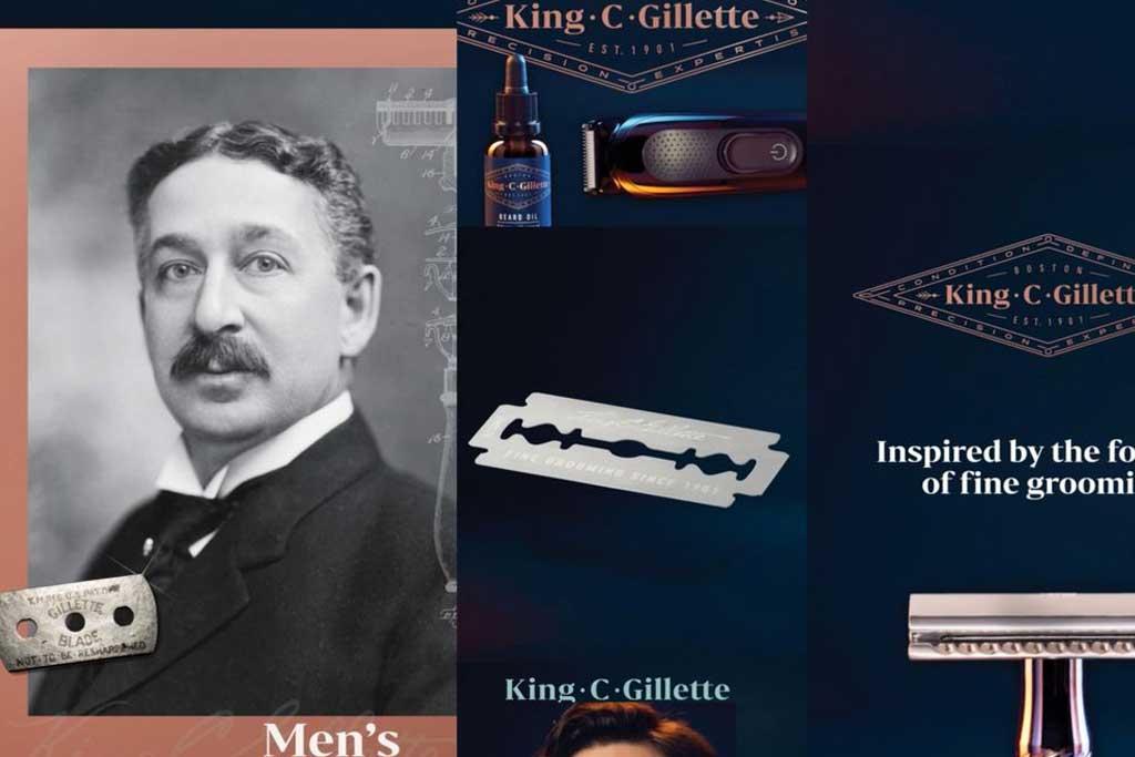 Alist - King C. Gillette Beard Care, Circus Maximus