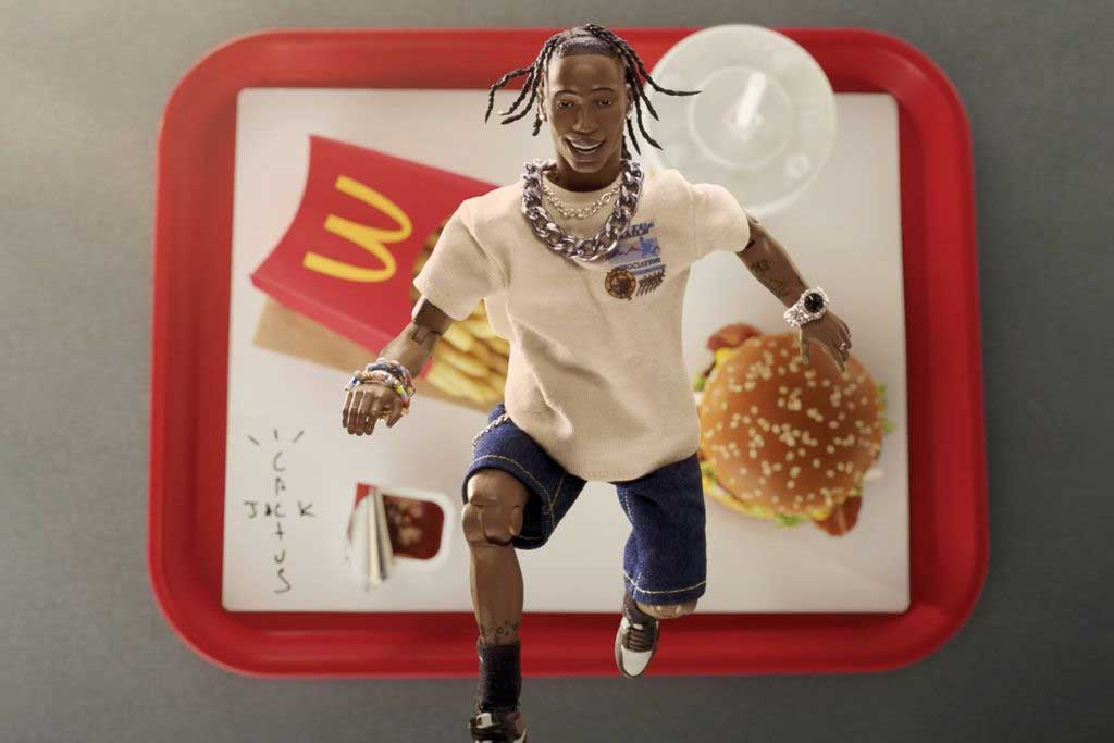 Alist - Famous Orders, Travis Scott Meal, McDonald's, The Narrative Group, Wieden+Kennedy